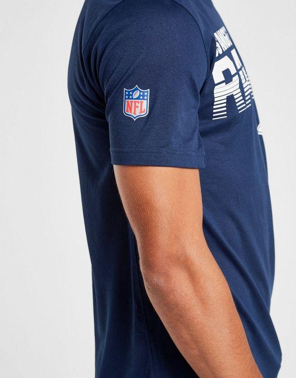 4afb10d5 Nike NFL Los Angeles Rams Logo Short Sleeve T-Shirt | JD Sports Ireland