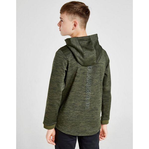 Under Armour Poly Fleece 1/2 Zip Hoodie Junior