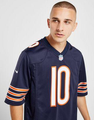 buy popular 96c32 45529 Nike NFL Chicago Bears Trubisky #10 Jersey | JD Sports Ireland
