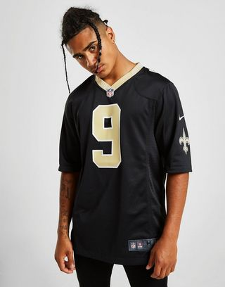 huge discount dcf3a ce91a Nike NFL New Orleans Saints Brees #9 Jersey | JD Sports Ireland