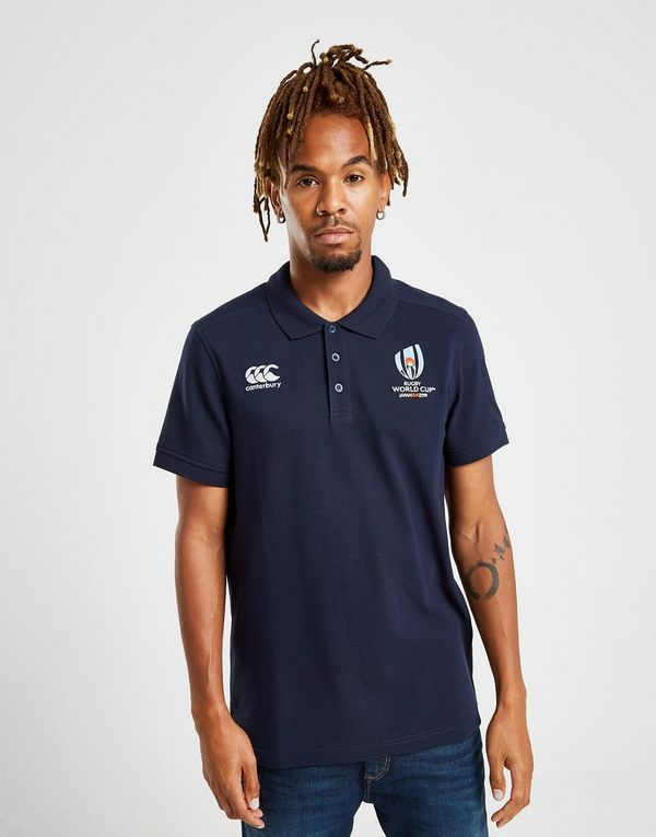 Canterbury Rugby World Cup 2019 Cotton Polo Shirt | JD Sports Ireland