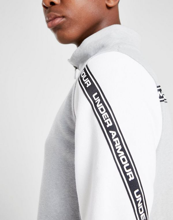 Under Armour Double Knit Tape Track Top Junior