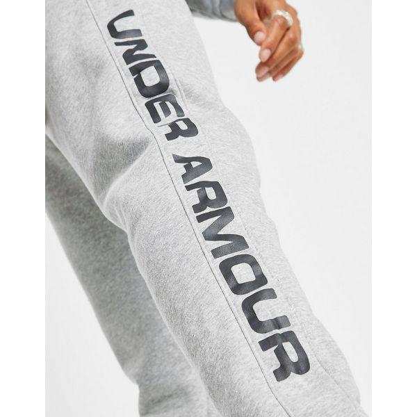 Under Armour Pantalon de survêtement Rival Fleece Script Homme