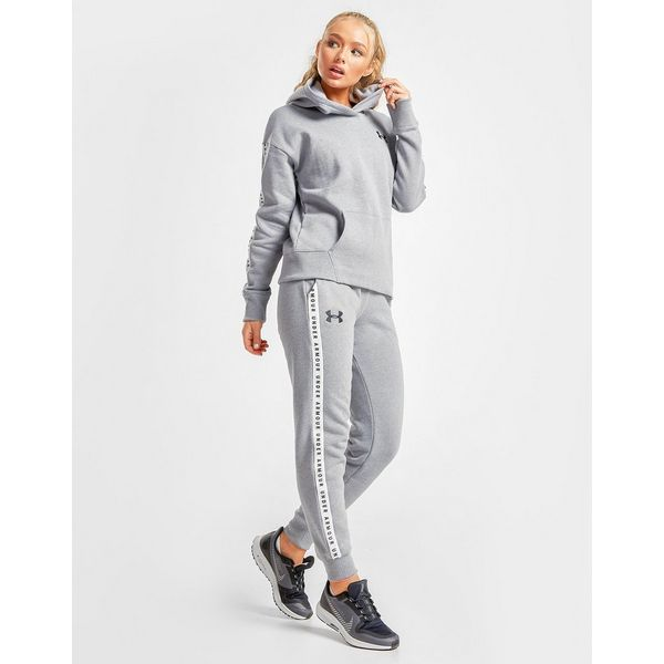 Under Armour Tape Overhead Hoodie Dames