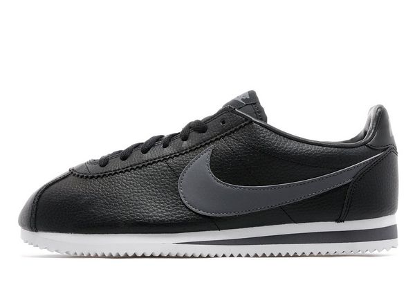 Nike Cortez Grey Leather