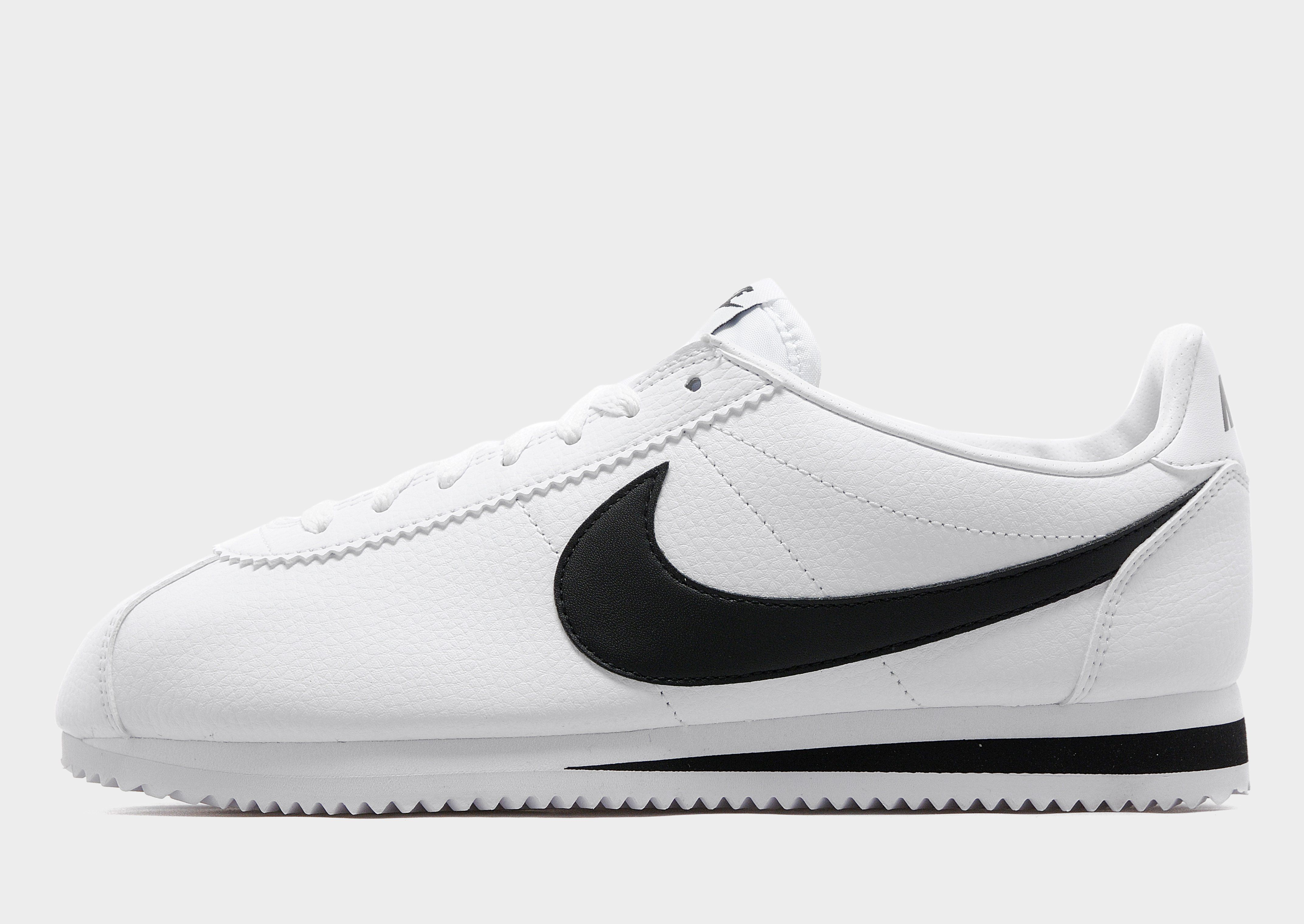 mens nike cortez leather