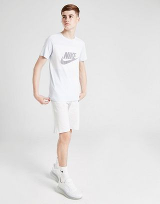 Nike Sportswear Colour Block T-Shirt Junior