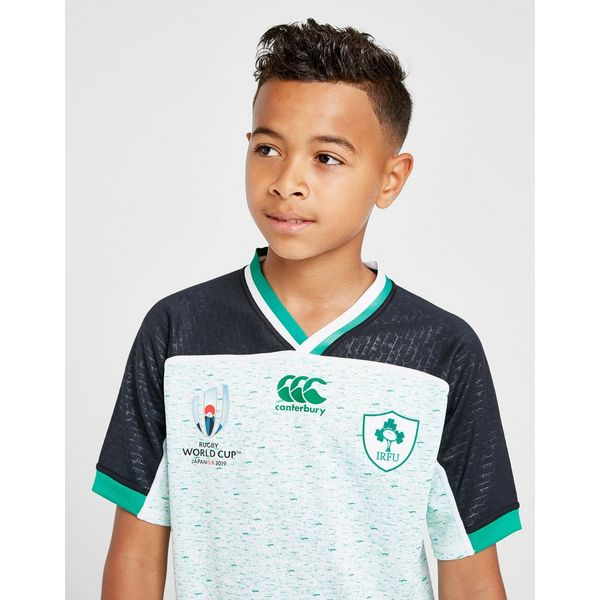Canterbury Ireland RFU Rugby World Cup 2019 Shirt Junior