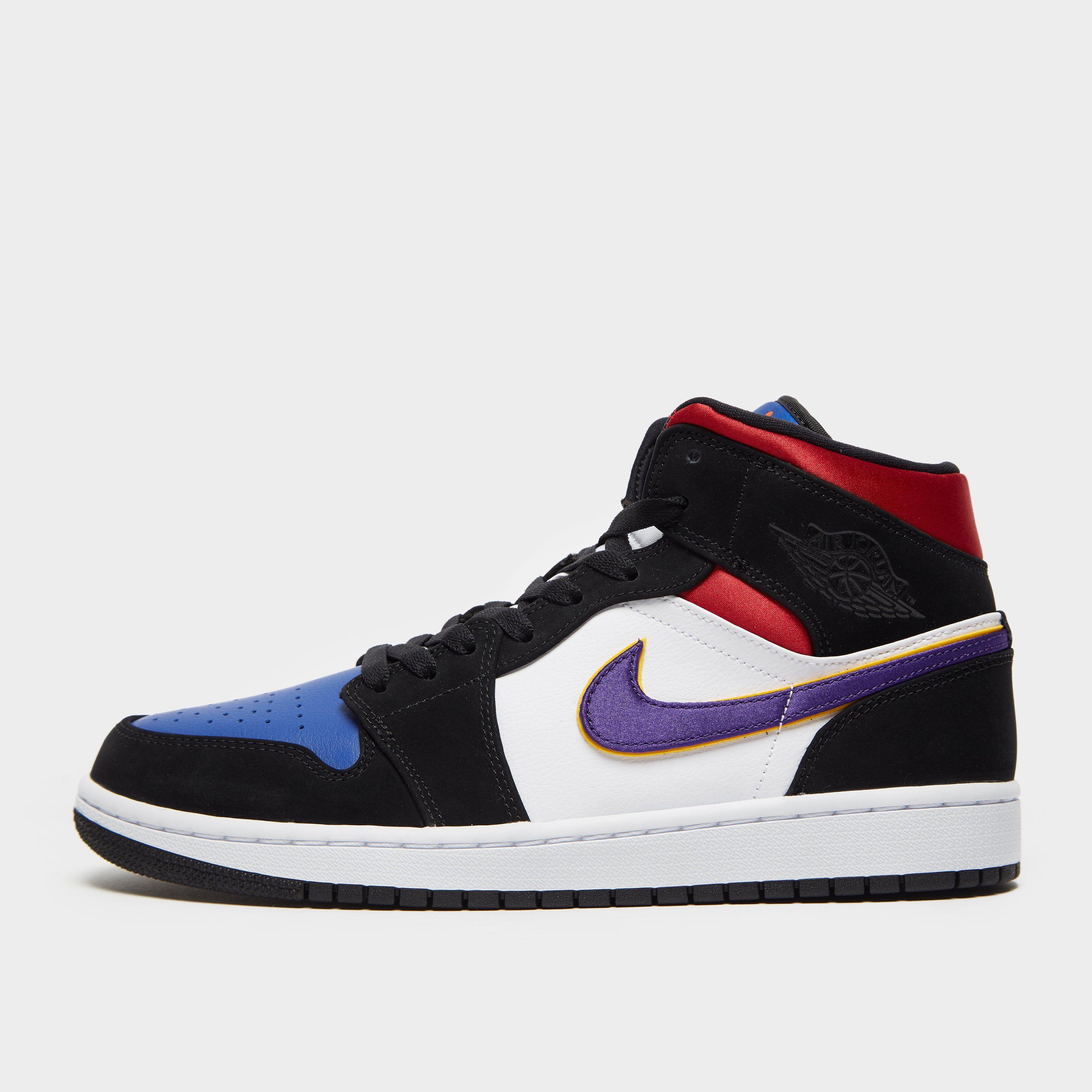 Nike Air 1 Chaussures Mid Fitn De Jordan gfIY76vby