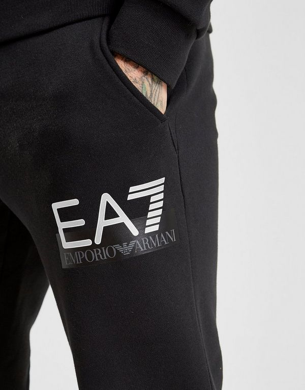 Emporio Armani EA7 Visibility Logo Full Zip Fleece Trainingspak Heren