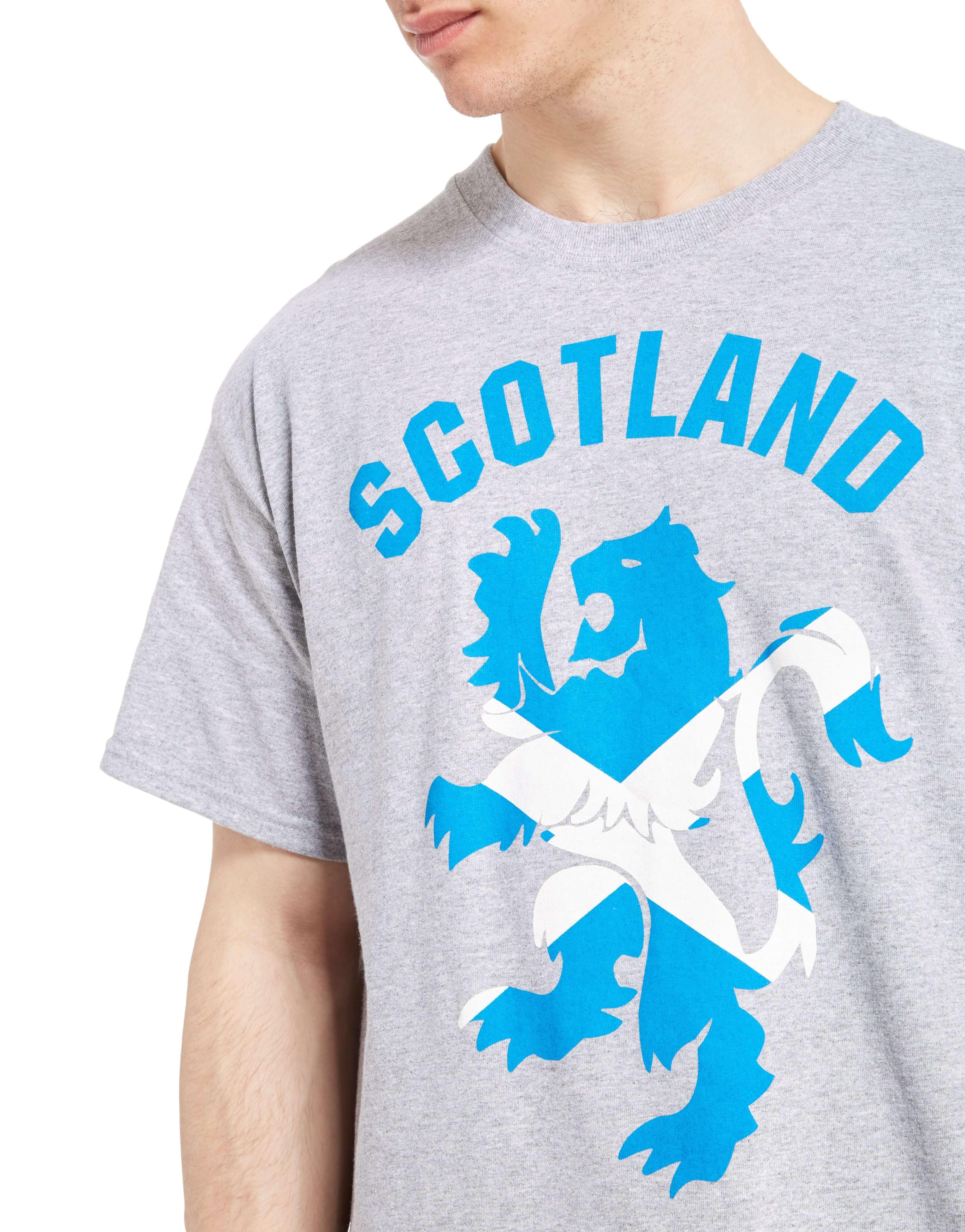 Official Team Scotland Lion T-Shirt