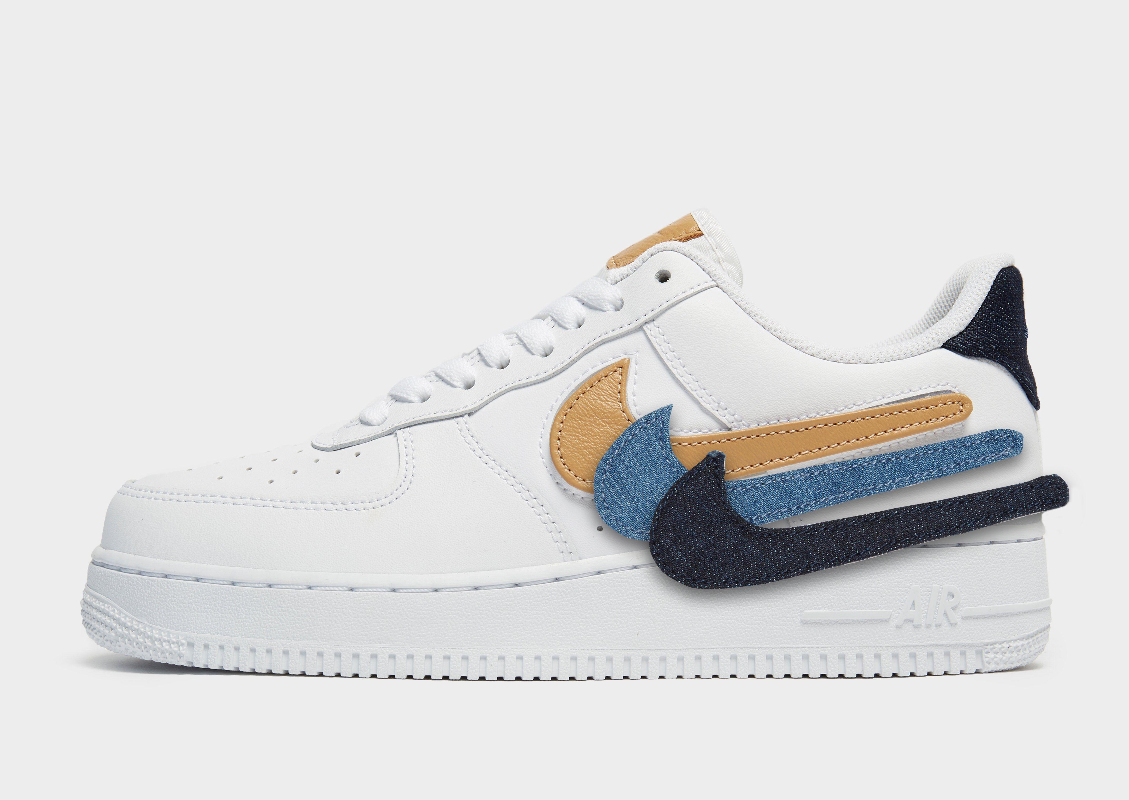 Sneaker 'Air Force 1 '07' aus Leder