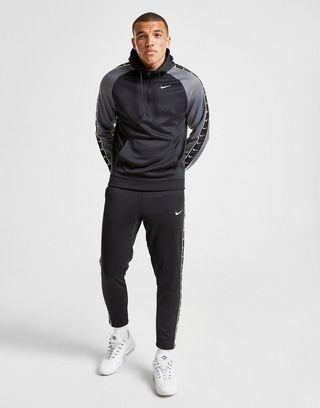 Nike Sweat à capuche Tape Poly 12 Zippé Homme | JD Sports