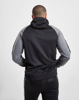 revendeur 30728 53133 Nike Sweat à capuche Tape Poly 1/2 Zippé Homme | JD Sports