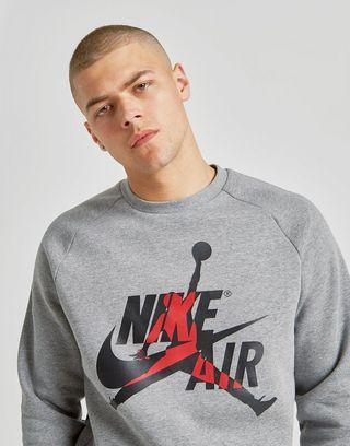 Jordan Sweat-shirt Air Crew Homme