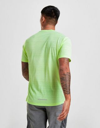 Courtes Nike Shirt Miler T Manches Homme nk8O0PXw