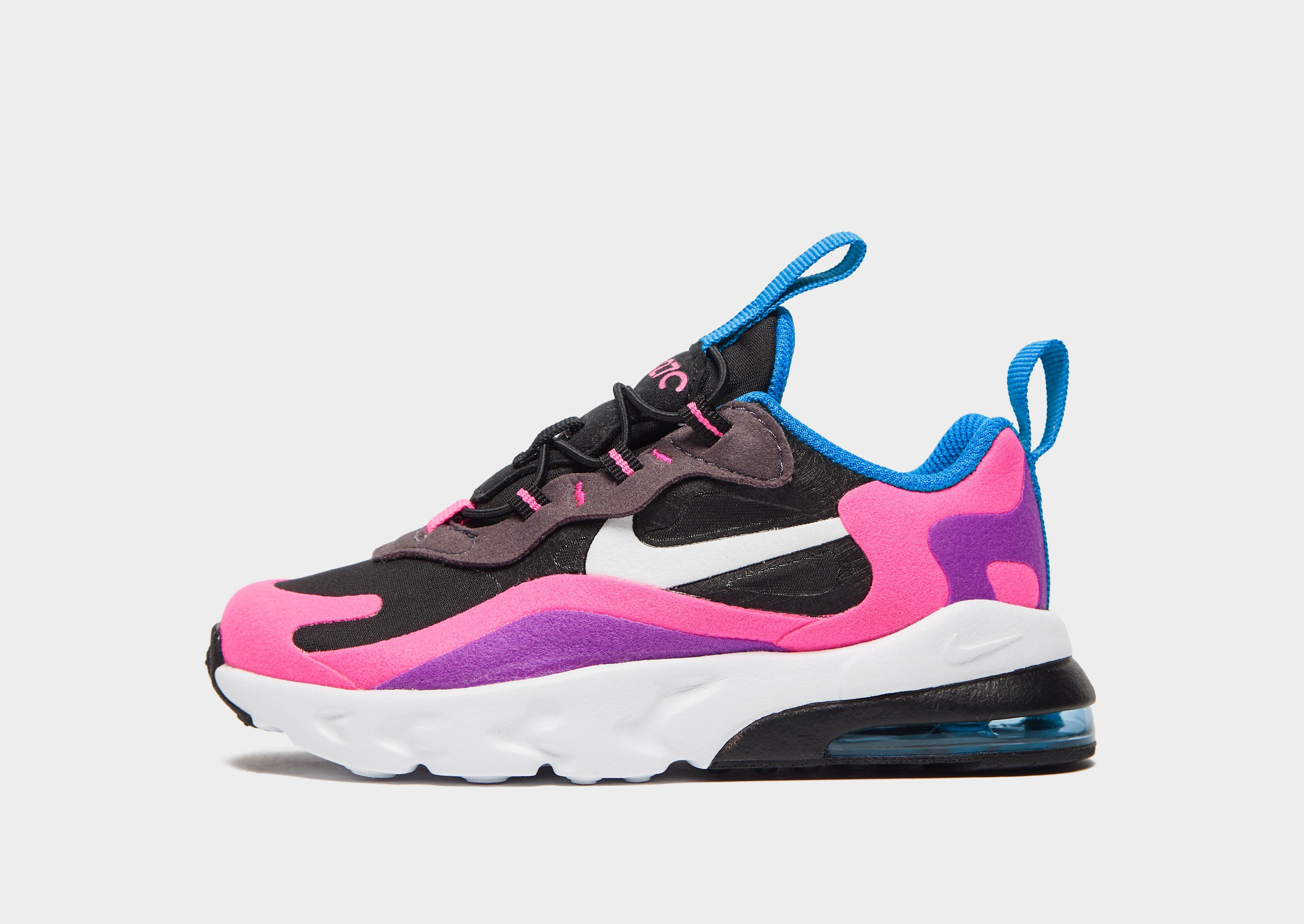 size 40 9476c 3a95a Nike Air Max 270 React Children | JD Sports Ireland