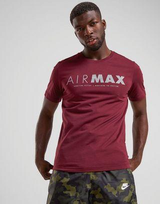 nike air max t shirt herren