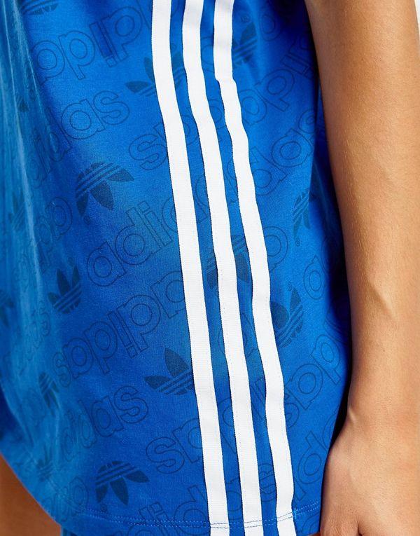adidas Originals 3-Stripes Monogram Tank Top