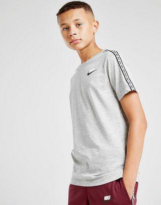 Nike Taping Swoosh T-Shirt Junior