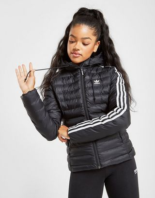 adidas Originals 3-Stripes Slim Padded Jacket