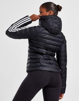 adidas Originals 3-Stripes Slim Padded Jacket Dames