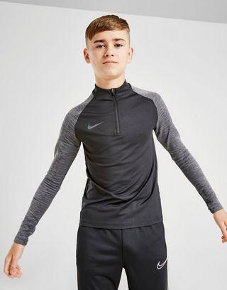 Nike Academy Strike 1/4 Zip Top Junior