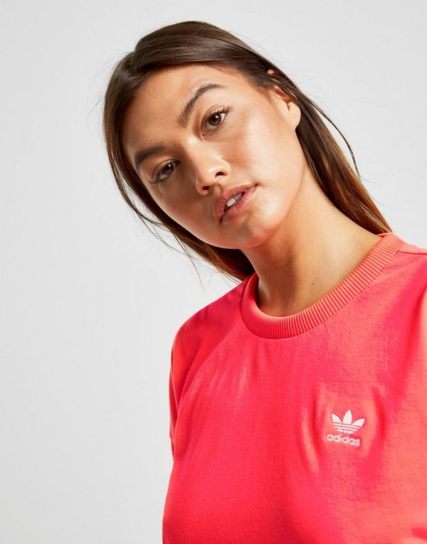 adidas Originals Trefoil T-Shirt Dress Dames