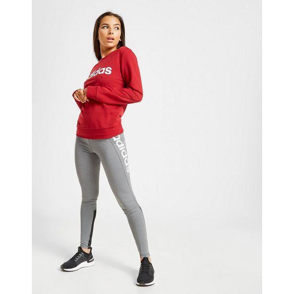 adidas Core Logo Crew Sweatshirt Dames