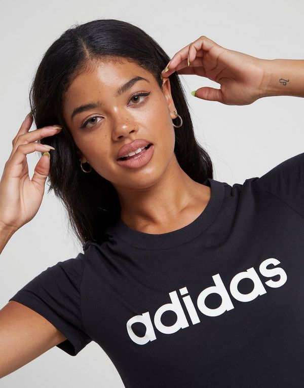 adidas Core Logo T-Shirt Dames