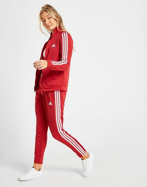 adidas 3-Stripes Tiro Trainingspak Dames | JD Sports