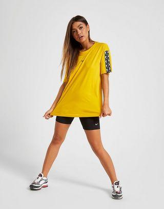 Nike Tape T-Shirt Damen