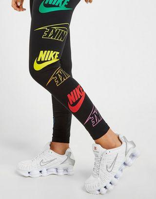 Nike Futura Repeat Leggings Damen