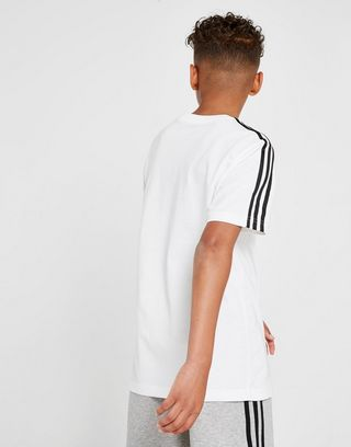 adidas 3 Stripes T Shirt Kinder   JD Sports