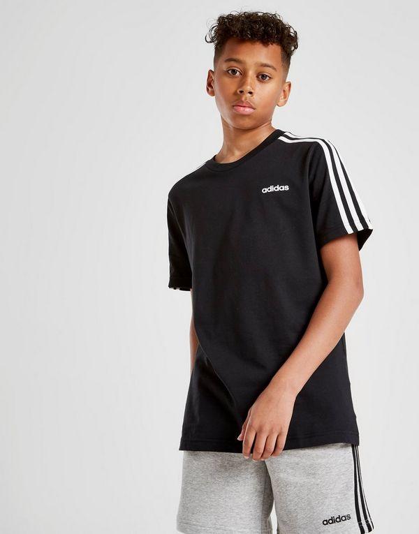Sports Rayures Juniorjd T Shirt Hqdxbstrc 3 Adidas j54LAR3