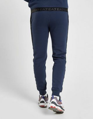 Emporio Armani EA7 Tape Logo Joggingbroek Heren