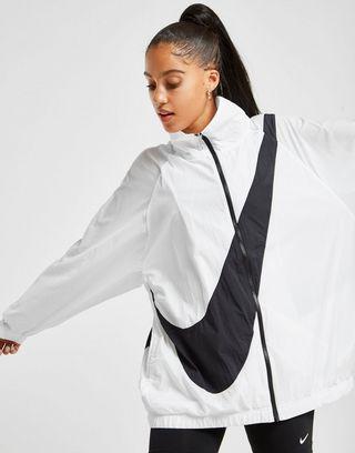 Nike Oversized Swoosh Woven Jacket