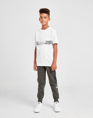 adidas Originals Spirit Outline T-Shirt Junior