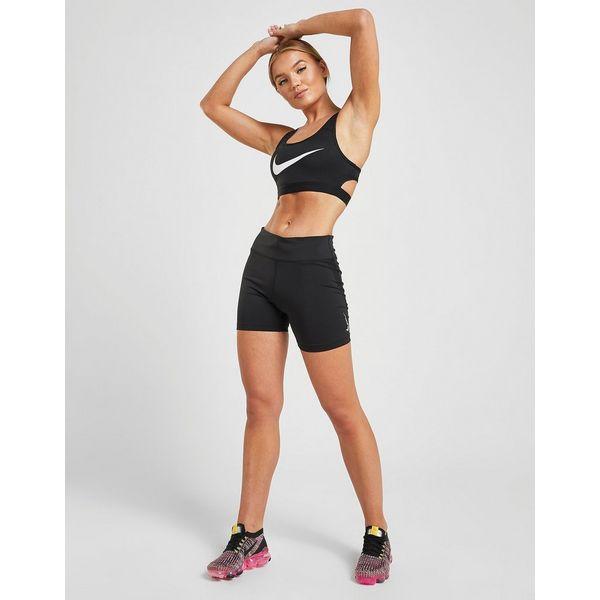 Nike Brassière d'entraînement Mesh Swoosh Femme