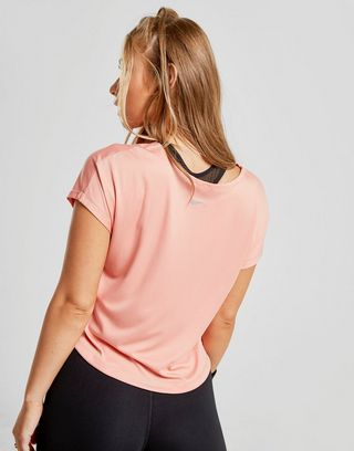 Nike Running Miler Short Sleeve T-Shirt Damen