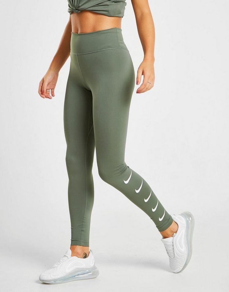 Nike Running Repeat Swoosh Tights Dames