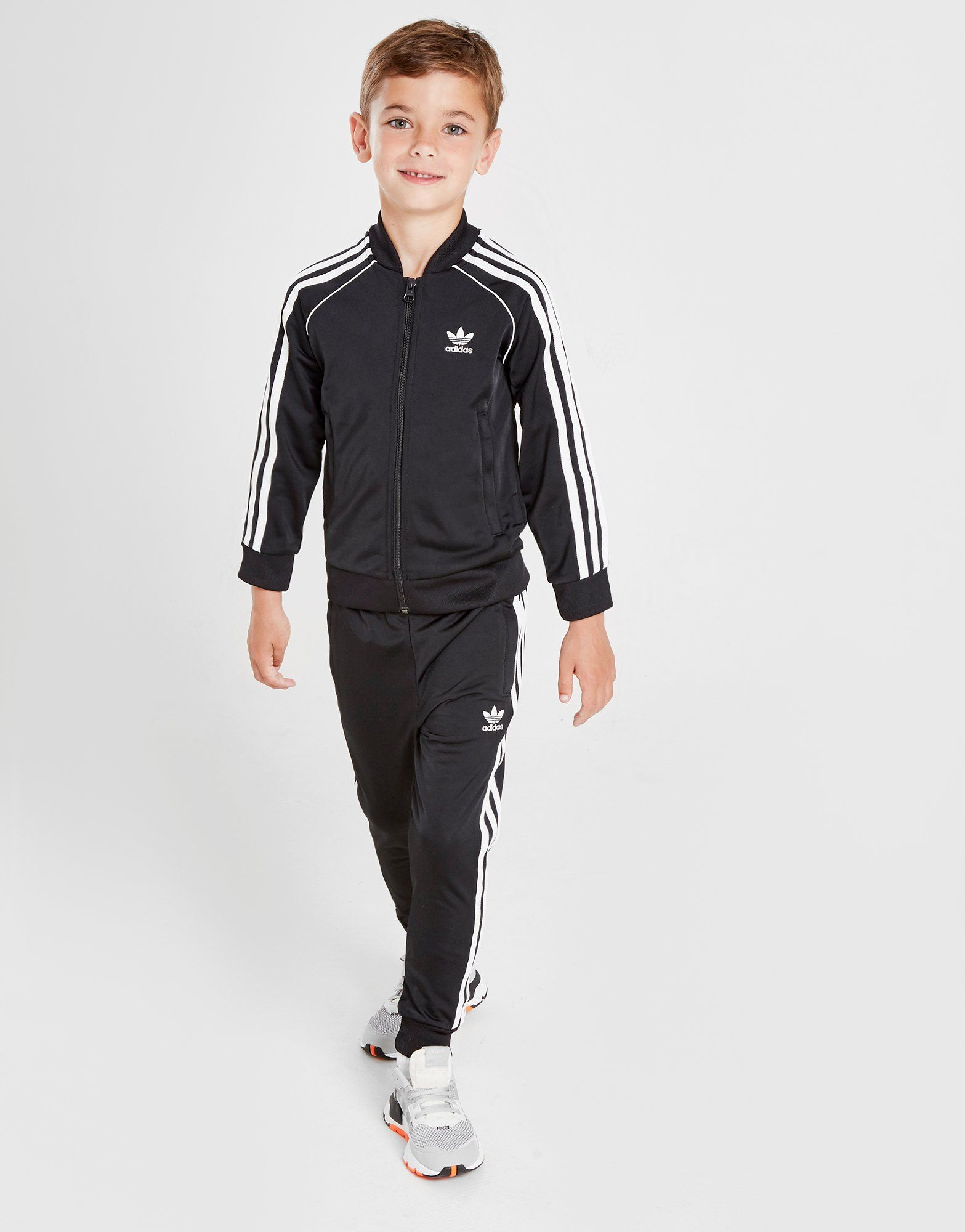 new release clearance sale newest collection adidas Originals Superstar Tracksuit Children | JD Sports Ireland