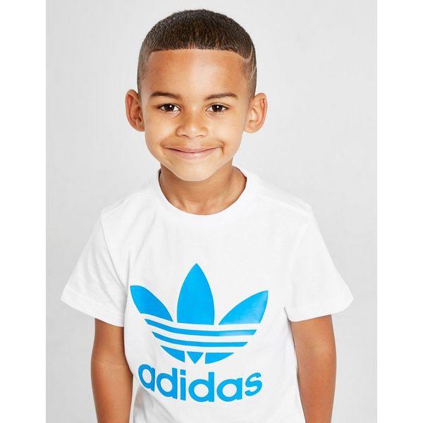 adidas Originals Logo T-Shirt/Shorts Set Children