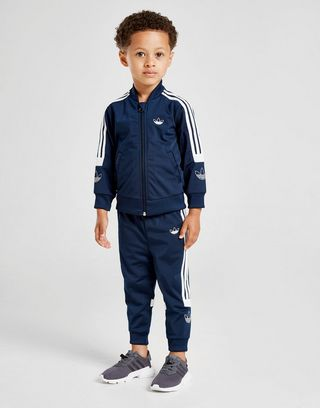 uk billig verkaufen außergewöhnliche Auswahl an Stilen und Farben bester Ort für adidas Originals BB Superstar Trainingsanzug Kinder | JD Sports