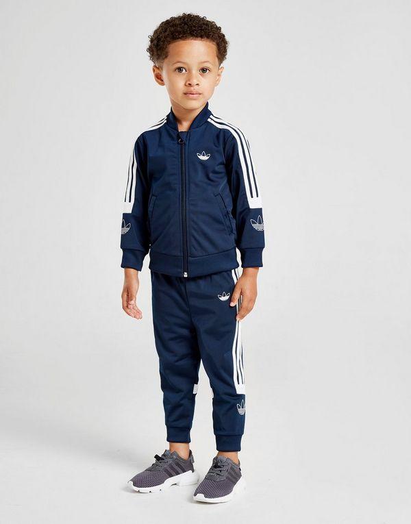 buy online temperament shoes sports shoes adidas Originals BB Superstar Tracksuit Infant | JD Sports ...