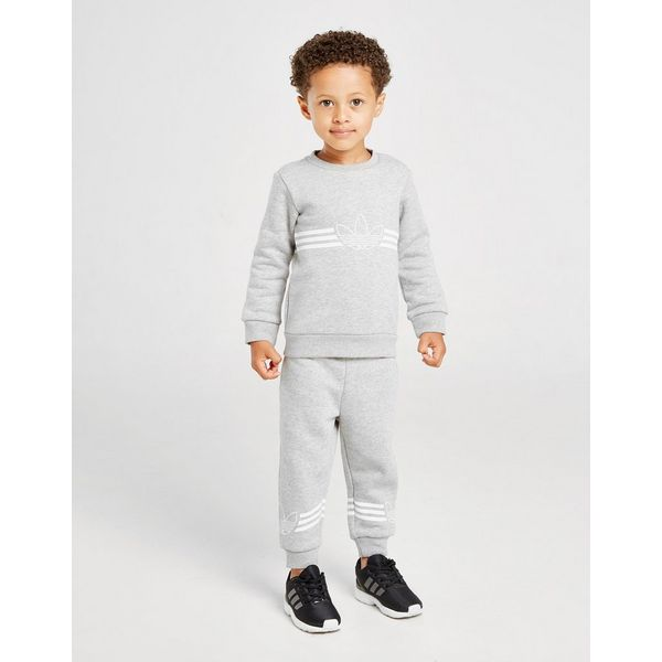 adidas Originals Spirit Outline Crew Trainingspak Baby's