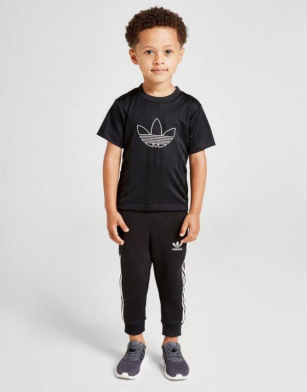 0a48bb41c2 adidas Originals Spirit Outline T-Shirt Infant | JD Sports Ireland