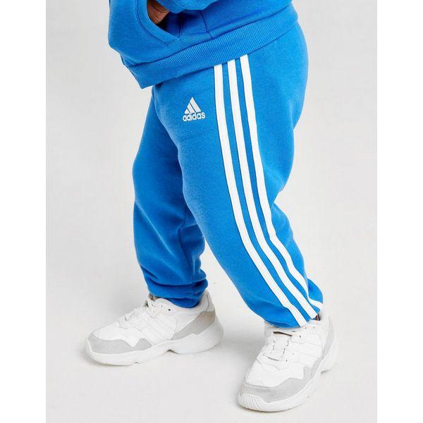 adidas Logo Full Zip Hooded Suit Baby's
