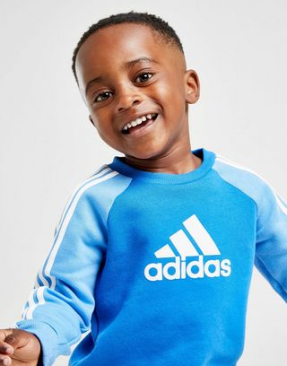 adidas Logo Crew Suit Infant