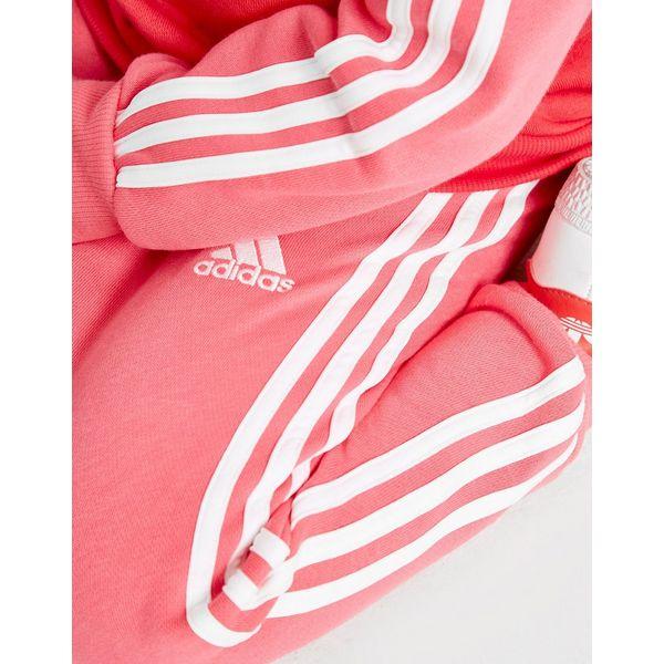 adidas Girls' Logo Crew Suit Baby's
